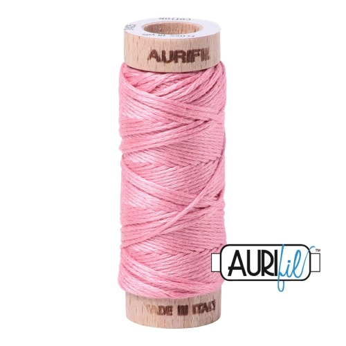 Aurifil ~ Aurifloss ~ 2425 ~ Pink