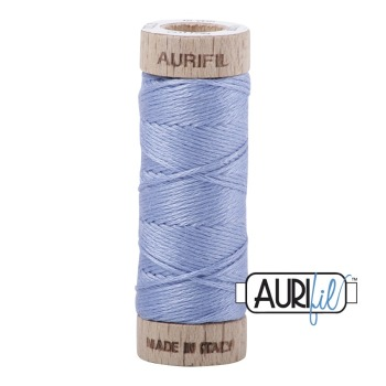 Aurifil ~ Aurifloss ~ 2720 ~ Light Delft Blue