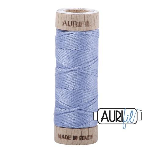 Aurifil ~ Aurifloss ~ 2720 ~ Cornflower Blue