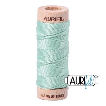 Aurifil ~ Aurifloss ~ 2830 ~ Aloe