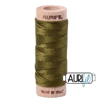 Aurifil ~ Aurifloss ~ 2887 ~ Olive