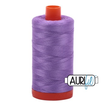 Aurifil ~ 50 wt Cotton ~ 2520 ~ Violet Large Spool
