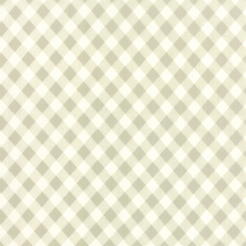 Moda Fabrics ~ Vintage Picnic ~ Check Grey