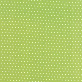 Moda Fabrics ~ Vintage Picnic ~ Spot Green