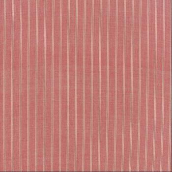 Moda Fabrics ~ Petite Prints & Wovens ~ Deckchair Stripe Rouge