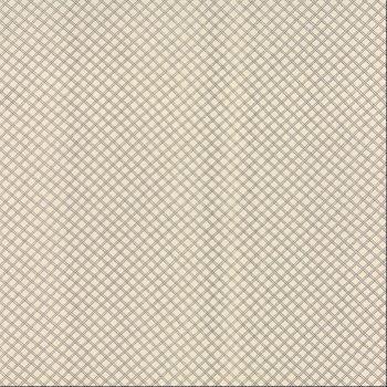 Moda Fabrics ~ Silver Linings Shirtings ~ Crosshatch Cream Charcoal