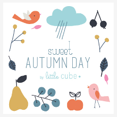 Cloud 9 ~ Sweet Autumn Day