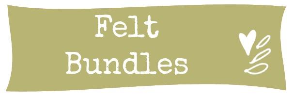Bundles ~ WoolFelt®