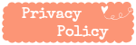 web privacy policy