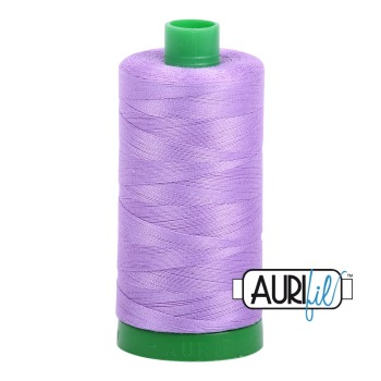 Aurifil ~ 40 wt Cotton ~ 2520 ~ Violet