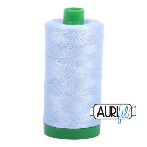 Aurifil ~ 40 wt Cotton ~ 2710 ~ Blue