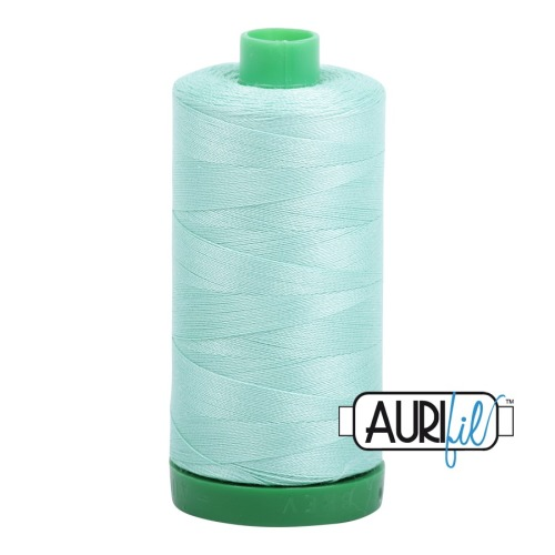 Aurifil ~ 40 wt Cotton ~ 2835 ~ Pastel Green