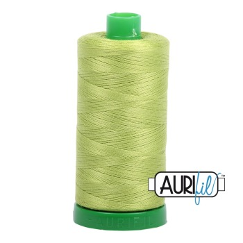 Aurifil ~ 40 wt Cotton ~ 1231 ~ Spring Green