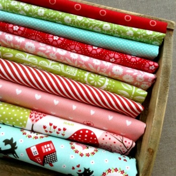 Sarah Selects ~ Fat Quarter Bundle ~ Into the Woods