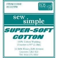 sew simple super soft cotton