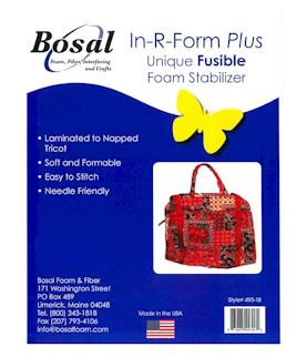 bff493-18 bosal in-r-form single sided fusible