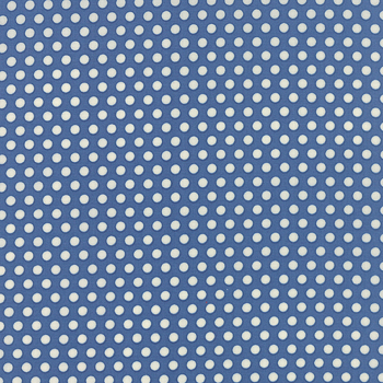Moda Fabric ~ 30's Playtime ~ Dots Sea