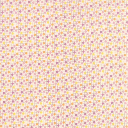 Moda Fabric ~ 30's Playtime ~ Sprinkles Sweet Lilac