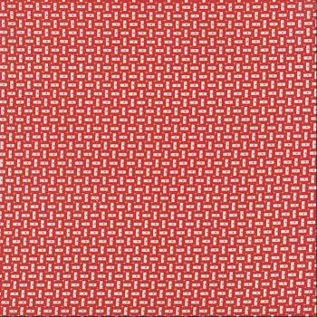 Moda Fabrics ~ Bread 'N' Butter ~ Rectangles Red