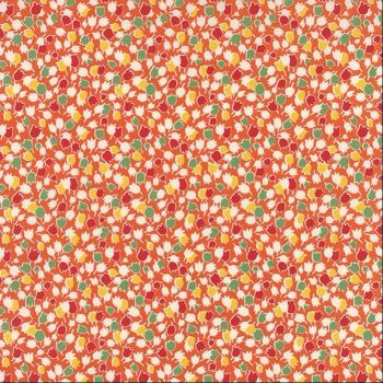 Moda Fabrics ~ Bread 'N' Butter ~ Tulips Orange