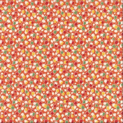 Moda Fabrics ~ Bread 'N' Butter ~ Tulips Orange