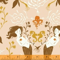 Windham Fabrics ~ Mendocino ~ Mermaids Blush