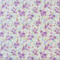 Sevenberry Fabric ~ Rosie Posie in Purple