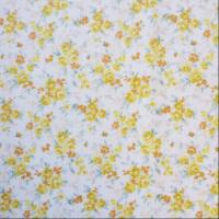 Sevenberry Fabric ~ Rosie Posie in Yellow