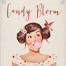 Tilda ~ Candy Bloom LIMITED EDITION