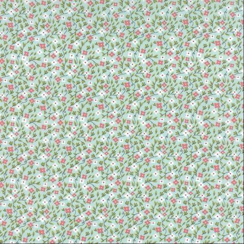 Moda Fabrics ~ Little Miss Sunshine ~ Dainty Blooms Summer Sky