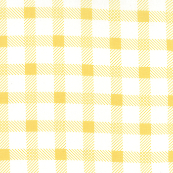 Moda Fabrics ~ Little Miss Sunshine ~ Picnic Linen Buttercup