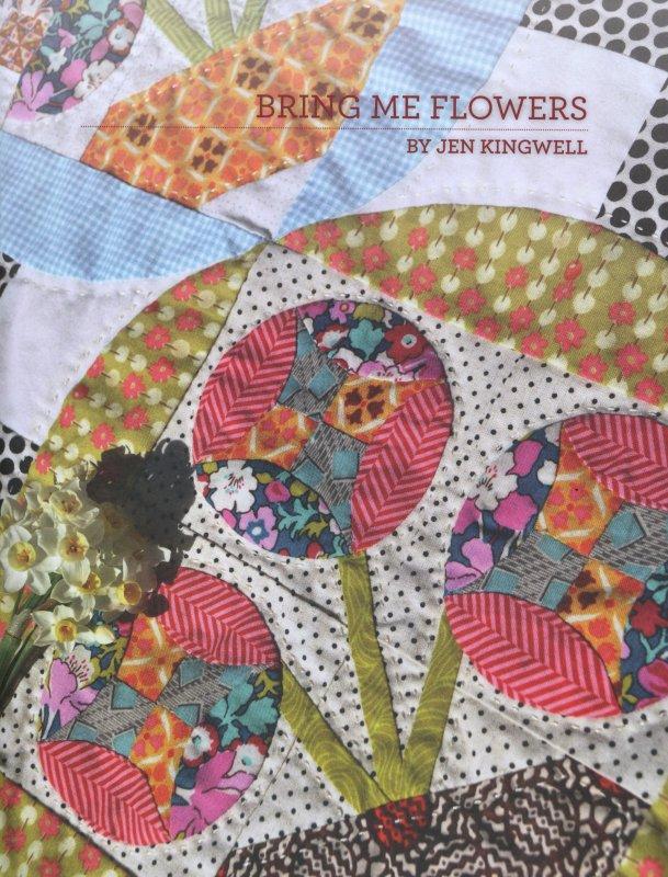 Jen Kingwell Patterns ~ Bring Me Flowers