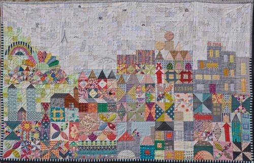 Jen Kingwell Patterns ~ My Small World