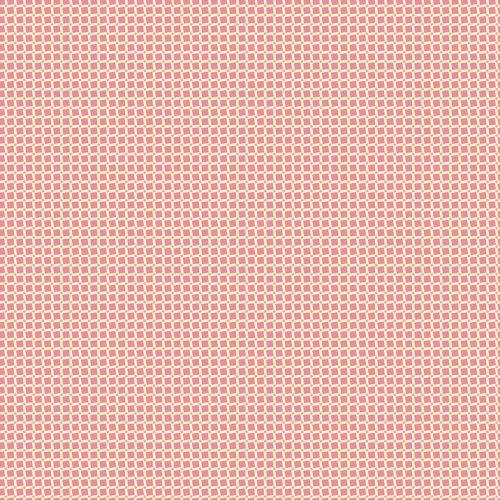 Riley Blake ~ Backyard Roses ~ Squares Pink
