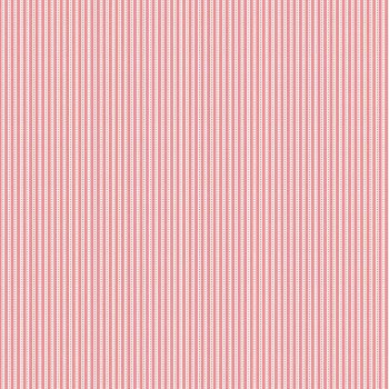 Riley Blake ~ Backyard Roses ~ Stripe Pink