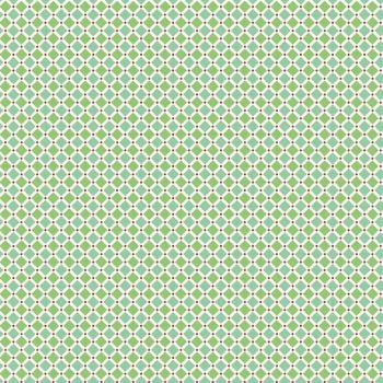 Riley Blake Fabric ~ Cozy Christmas ~ Square Green