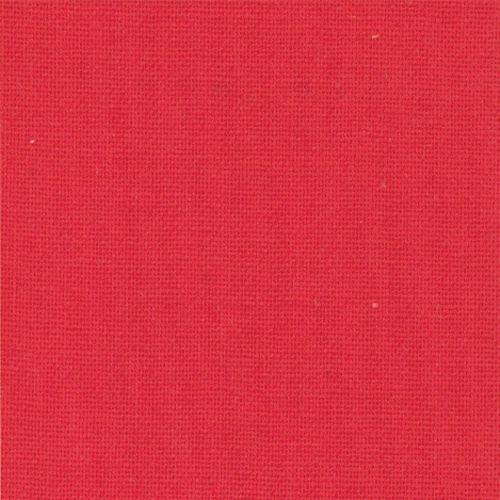 Moda Fabric ~ Bella Solids ~ Betty's Red
