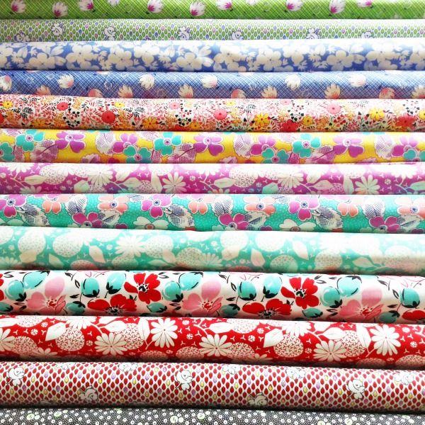 P & B Textiles ~ Feedsack