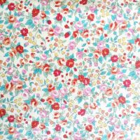 Sevenberry Fabric ~ Roses Pink