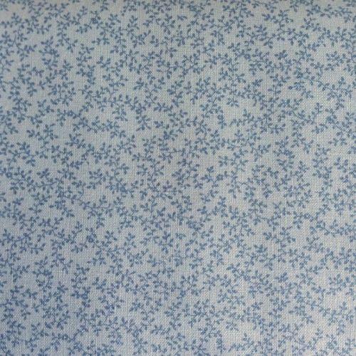 Lecien Fabric ~ Petite Pastels ~ Little Leaves Duck Egg