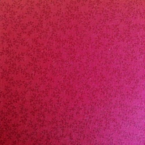 Lecien Fabric ~ Petite Pastels ~ Little Leaves Rich Red