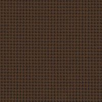 Lecien Fabric ~ Quilters Basic ~ Miniature Houndstooth Brown