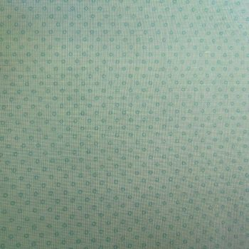 Lecien Fabric ~ Quilters Basic ~ Dainty Dots Duck Egg