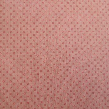 Lecien Fabric ~ Quilters Basic ~ Dainty Dots Pink