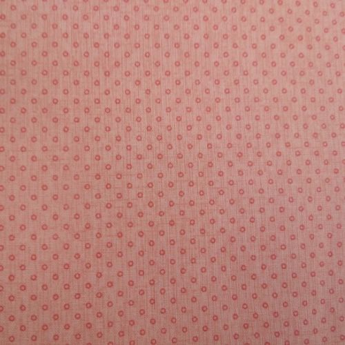 Lecien Fabric ~ Petite Pastels ~ Dainty Dots Pink