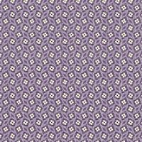 Marcus Brother Fabrics ~ Aunt Grace ~ Diamond Flower Lilac
