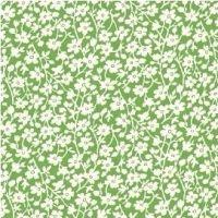 Windham Fabrics ~ Feedsack ~ Mono Floral Green