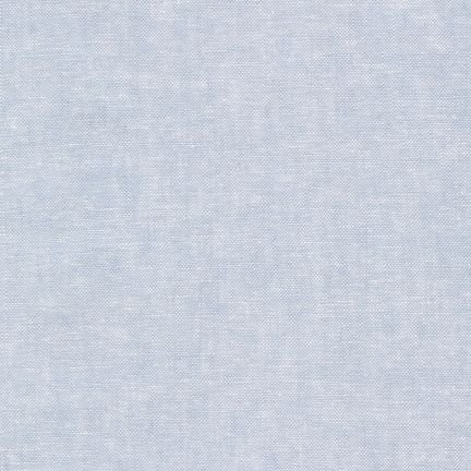 Robert Kaufman Fabrics ~ Essex Yarn Dyed Linen ~ Chambray