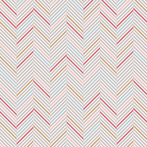 Art Gallery Fabrics ~ Playground ~ Chopsticks Rainbow
