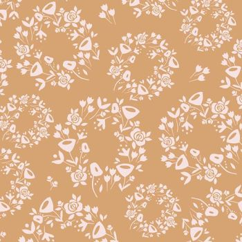 Art Gallery Fabrics ~ Playground ~ Ring o' Roses Sand